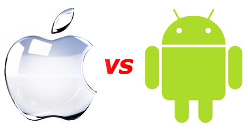 switch android to apple ios 8