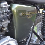triumph thruxton video